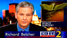 Richard Belcher Action news 2
