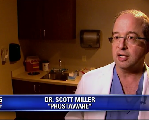 Dr. Scott Miller on Prostaware