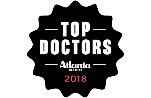 Atlanta Magazine Top Doctors 2018 Logo
